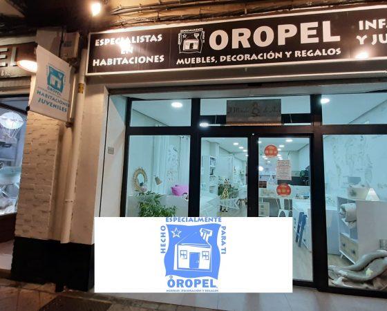 Oropel Mobiliario y Decoración