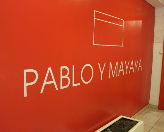 Pablo y Mayaya